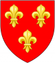Arms of William de Cantilupe
