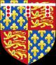 Arms of Edmund of Langley